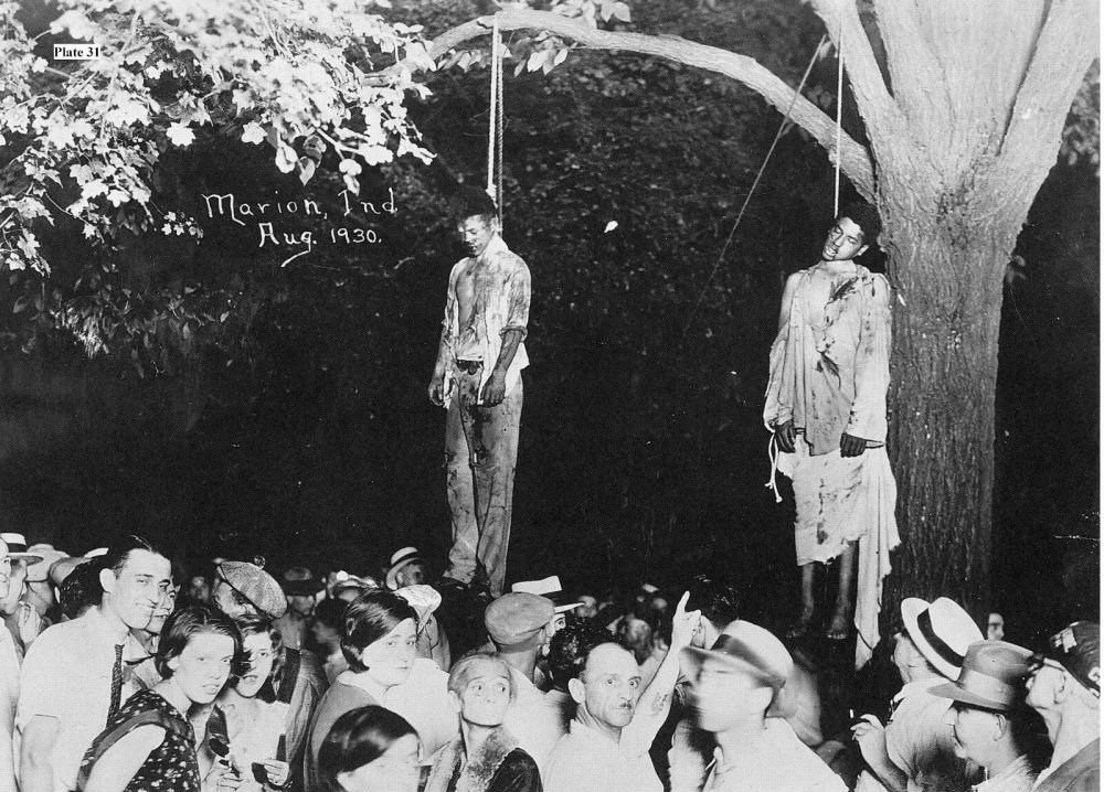 southern-usa-blacks-lynched-marion-india